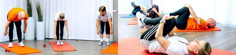 Wirbelsäulen Gymnastik Münster