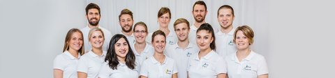 Therapiezentrum Team