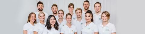 Therapiezentrum Team